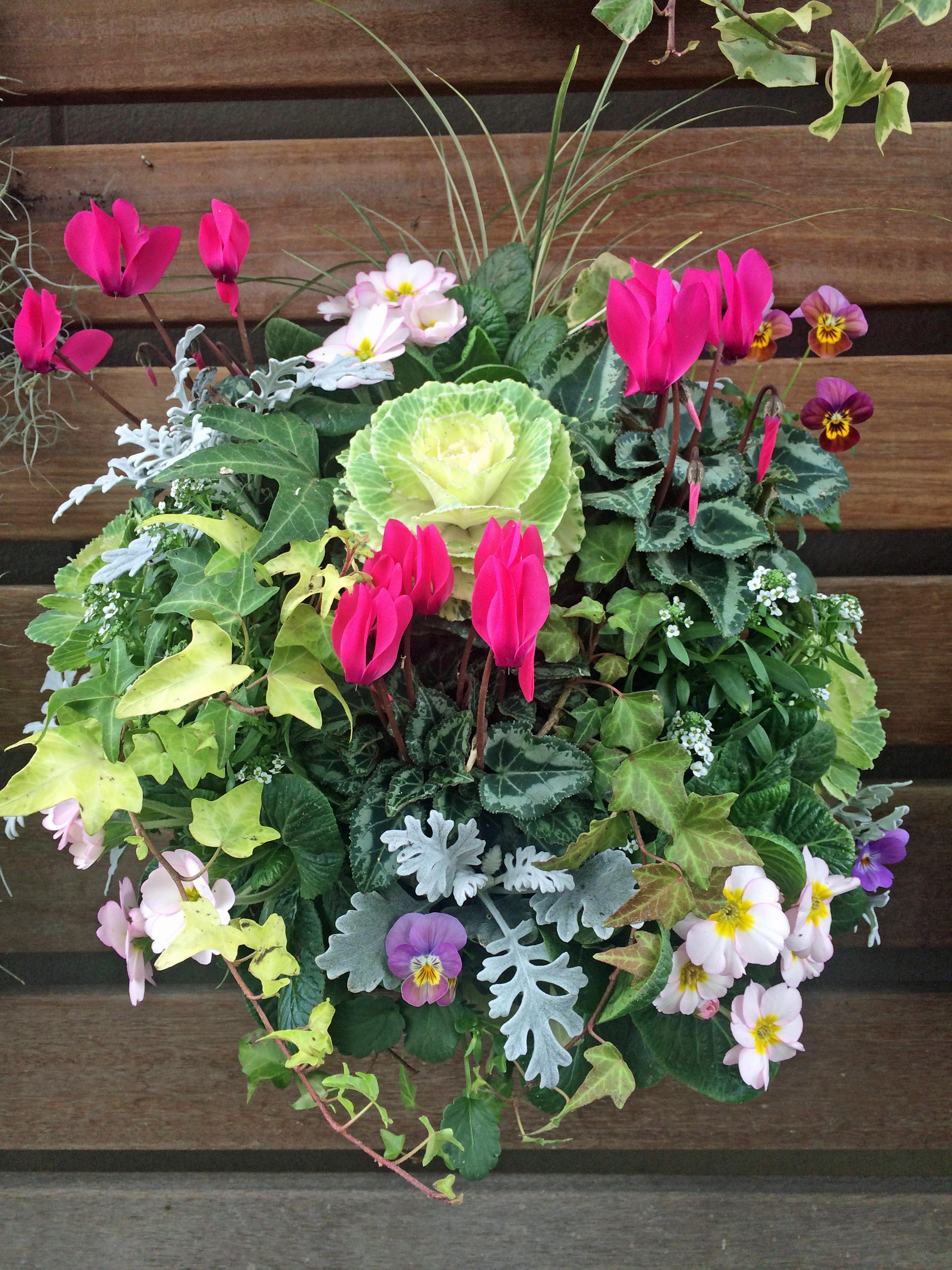 グリーンピア春日井|子ども花育教室「母の日におくる花のプレゼントづくり」